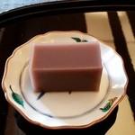 四季料理 右京 - 水菓子