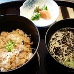 四季料理 右京 - 食事