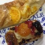 パン香房 ベル・フルール - フルーツいっぱいのパン