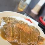 富士園食堂 - 料理写真:カツカレ
