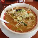 幸楽苑 - 料理写真:味噌野菜らーめん529円