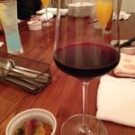 ビストロ カメレオン - ワインを頼んでみました