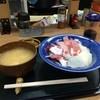 海路 - 料理写真:海鮮丼900円をいただきました