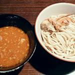 肉ドッグ - 【fusukake dip noodle 濃厚×海老×蟹】¥1000