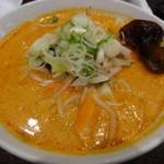紅虎餃子房 - 白胡麻坦々麺