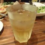 Cheers - フォアローゼスI.Wハ―パー(水割り)♪