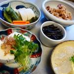 竹の子 - 当日の夕食(^^♪