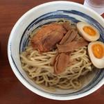 つけ麺 鉄餃子 多聞 - 多聞つけ麺