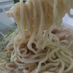 フォーラムめん 製麺事業部 - 麺リフト(2015.9.9)
