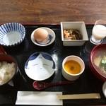 41821966 - 特別朝食【イベント食、普段はありません】