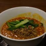 蔓山 - ランチセット 1,000円の担担麺