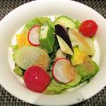 41822550 - 兵庫県産野菜のサラダ