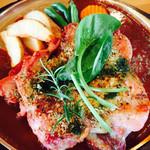 ウト・ウーク - 若鶏の香草焼き