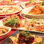 アル マンドリーノ - イタリアンパーティー料理