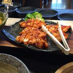 まんぷく太郎 - チキン南蛮☆ これ‼︎オススメ‼︎ ピエロ。は大好きです☆ 暖かいと更に美味しい‼︎