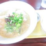 三代目ユタカ - 濃厚鶏soba¥750