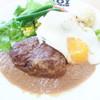 AOI - 料理写真:人気NO1ハンバーグライス