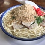 博多ラーメンしばらく - ラーメン500円