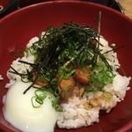 41833722 - 鶏照焼き丼(一郎)