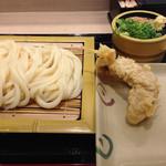 さぬき麺業 - ざるうどん大盛り