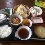 海鮮料理の店 岩沢 - イワシ御膳