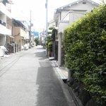 Daidokochou - お店のある通り