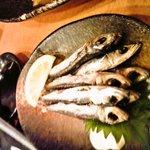 Ootaya - ウルメ鰯の干物