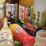 沖縄音楽酒場 世果報 - 珍しい泡盛仕込みの梅酒etc…