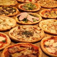 パッカーズ ピッツァ マニア - おススメ!!様々な種類のPizzaがあります!!all500円!!
