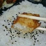 ふなちゅう 歩 - ムネ肉の唐揚げは超淡白・・・