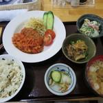 コミュニティ・キッチンふぃーる - 選べるランチ(2015年9月)