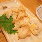 みづき屋 - 炙りバイ貝