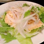 カフェ ジ エンド - 明太子ポテトサラダ