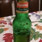 May - ミヤンマービール
