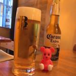 41849515 - 生ビール500円 コロナビール630円