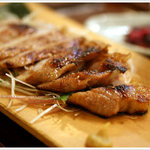 権八 - 豚ロースの味噌焼き