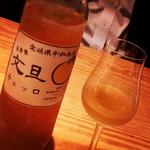 Italian Bar guri - グリさん特製文旦チェッロ♪  素晴らしい香り(≧∇≦)