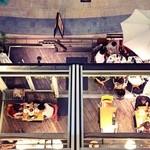 ARIA. C - 内観写真:オシャレかつ美味しい料理で、デートに最適でした。