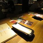 スプリングバレーブルワリー東京 - テーブル席