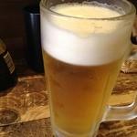 41851258 - 久しぶりに生ビール