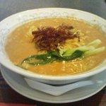一栄 - 坦々麺