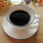 コーヒーアンドバインダリ ジジ - マンデリン・トバコ