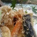 延四郎 - 季節の天ぷら