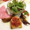 ニジイロ アルコバレーノ - 料理写真:前菜盛り合わせ