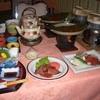 奥利根温泉ホテルサンバード - 料理写真:ほう葉焼きが美味しいそうだ