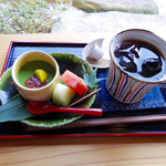 窯元カフェ はづき - 限定メニュー