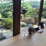 窯元カフェ はづき - 喫茶スペース