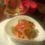 沖縄ブッチャマン - 色どり野菜のピクルス