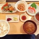 41859224 - お昼ごはん 魚