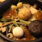 吉清水茶屋 - 釜飯アップ